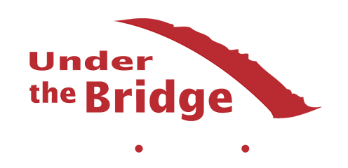 Under The Bridge Logo Footer